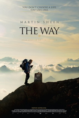 "Affiche du film ""The Way"""